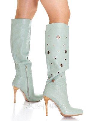 Сапоги Страна производитель: Китай Размер женской обуви x: 35 Полнота обуви: Тип «F» или «Fx» Сезон: Весна/осень Вид обуви: Сапоги Материал верха: Натуральная кожа Материал подкладки: Натуральная кожа