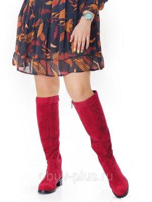 Сапоги Страна производитель: Китай Размер женской обуви x: 36 Полнота обуви: Тип «F» или «Fx» Сезон: Весна/осень Вид обуви: Сапоги Материал верха: Замша Материал подкладки: Байка Каблук/Подошва: Каблу