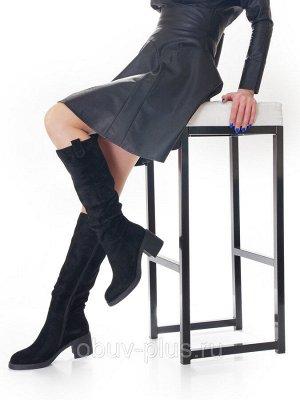 Сапоги Страна производитель: Китай Полнота обуви: Тип «F» или «Fx» Сезон: Весна/осень Вид обуви: Сапоги Материал верха: Замша Материал подкладки: Байка Каблук/Подошва: Каблук Высота каблука (см): 6,5