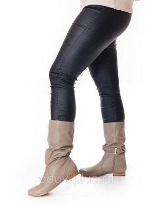 Сапоги Страна производитель: Китай Размер женской обуви x: 33 Полнота обуви: Тип «F» или «Fx» Сезон: Весна/осень Вид обуви: Сапоги Материал верха: Натуральная кожа Материал подкладки: Байка Каблук/Под