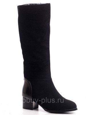 Сапоги Страна производитель: Китай Размер женской обуви x: 36 Полнота обуви: Тип «F» или «Fx» Сезон: Зима Вид обуви: Сапоги Материал верха: Замша Материал подкладки: Натуральный мех Каблук/Подошва: Ка