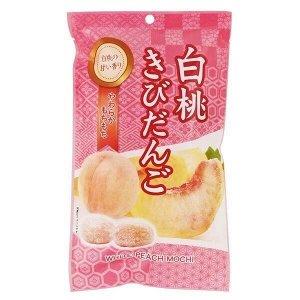 Пирожное мочи Okabeс кремом со вкусом персика, пакет, 160g