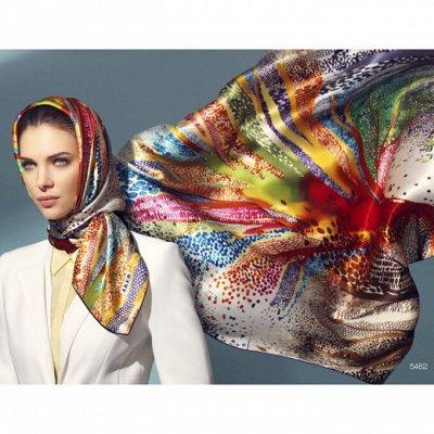 Ультрамодные платки, шарфы, палантины! Теплые новинки!