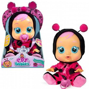 Кукла IMC Toys Cry Babies Плачущий младенец Lady, 31 см1629