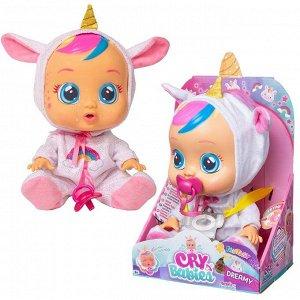 Кукла IMC Toys Cry Babies Плачущий младенец, Серия Fantasy, Dreamy, 31 см383