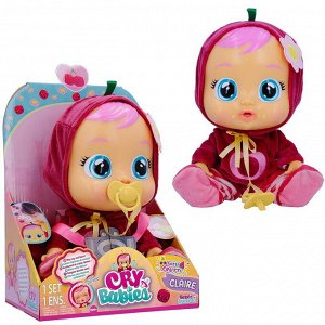 Кукла IMC Toys Cry Babies Плачущий младенец, Серия Tutti Frutti, Claire 31 см601