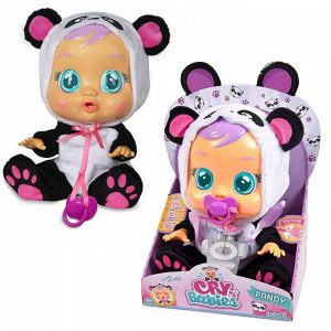 Кукла IMC Toys Cry Babies Плачущий младенец Pandy, 31 см1401