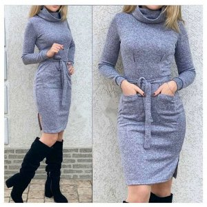 Платье Ткань: Ангора