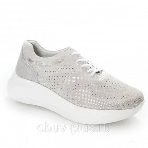 Кроссовки Страна производитель: Китай Размер женской обуви x: 36 Вид обуви: Кроссовки Пол: Женский Застежка: Шнуровка Цвет: Серый Материал верха: Нубук Материал подошвы: Резина Материал подкладки: Нат