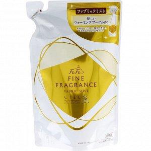 Кондиционер-спрей для тканей с прохладным ароматом белых цветов FaFa Fine Fragrance «Ciel» 270 мл