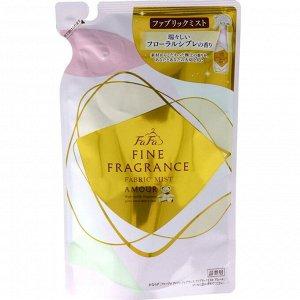 """Кондиционер-спрей для тканей с цветочно-шипровым ароматом FaFa Fine Fragrance """"Amour"""" 270 мл"""