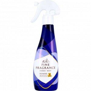 Кондиционер-спрей для тканей с утончённым ароматом FaFa Fine Fragrance «Homme» 300 мл (спрей) / 12