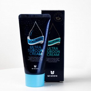 Супер-увлажняющий крем с гиалуроновой кислотой Hyaluronic Ultra Suboon Cream