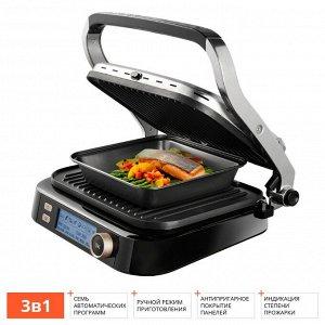 Гриль-духовка REDMOND SteakMaster RGM-M825P, Черный