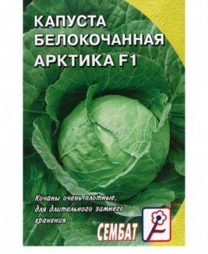 """Семена Капуста белокочанная """"Арктика"""", F1"""