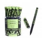 """Ручка шариковая FreshWrite """"Опасность!.Едкое вещество"""", 0,7 мм, синие чернила"""