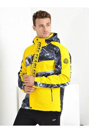 Мужская куртка Evil Wolf 9913 (SINT) Желтый