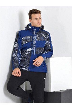 Мужская куртка Evil Wolf 9913 (SINT) Синий