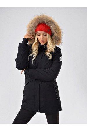 Женская куртка-парка Azimuth B 20681_62 Черный