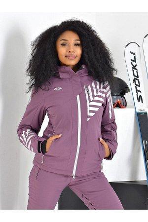 Женская куртка Alpha Endless WP 102-2 Сиреневый