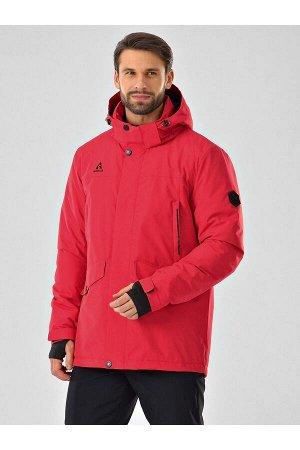 Мужская куртка-парка Azimuth A 20634_63 Красный