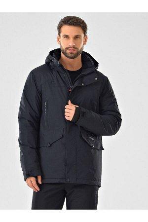 Мужская куртка-парка Azimuth A 20634_64 Черный