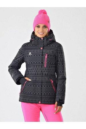 Женская светоотражающая куртка Azimuth B 9997_44 Черный