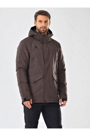 Мужская куртка-парка Azimuth A 20634_65 Мокко