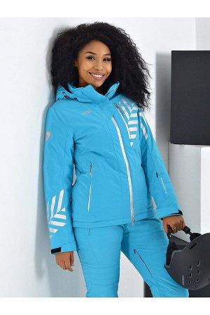 Женская куртка Alpha Endless WP 102-5 Голубой