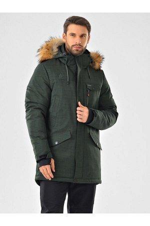 Мужская куртка-парка Azimuth A 20774_55 Хаки