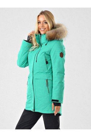 Женская ARCTIC SERIES куртка-парка Azimuth B 21803_69 Мята