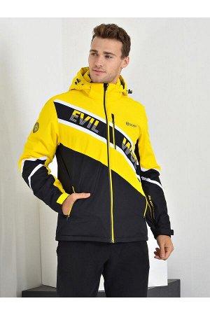 Мужская куртка Evil Wolf 9901 (SINT) Желтый