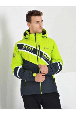 Мужская куртка Evil Wolf 9901 (SINT) Зеленый