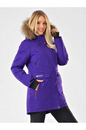 Женская ARCTIC SERIES куртка-парка Azimuth B 21803_70 Фиолетовый