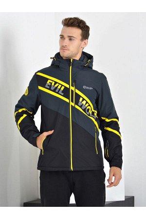 Мужская куртка Evil Wolf 9901 (SINT) Черный