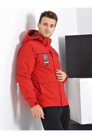 Мужская куртка Evil Wolf 9906 (SINT) Красный
