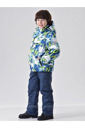 Детский зимний горнолыжный костюм Alpha Endless 244-2
