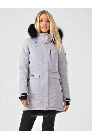 Женская ARCTIC SERIES куртка-парка Azimuth B 21803_73 Светло-серый