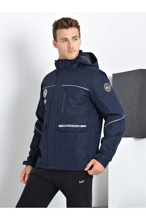 Мужская куртка Evil Wolf 9906 (SINT) Темно-синий