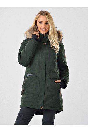 Женская ARCTIC SERIES куртка-парка Azimuth B 21803_74 Хаки