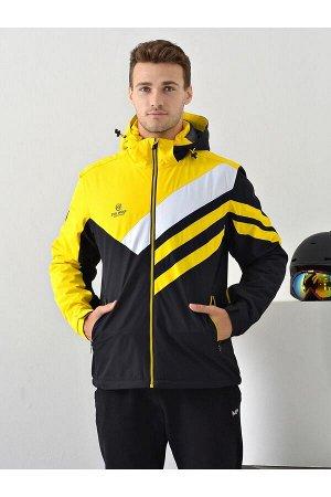 Мужская куртка Evil Wolf 9903 (SINT) Желтый