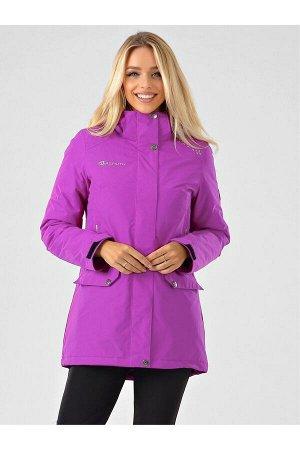 Женская куртка-парка Azimuth B 20615_31 Фиолетовый