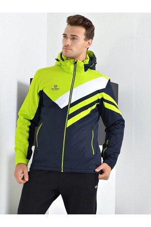 Мужская куртка Evil Wolf 9903 (SINT) Зеленый