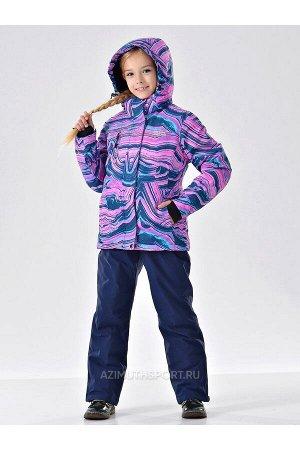 Детский зимний горнолыжный костюм Alpha Endless 328-1
