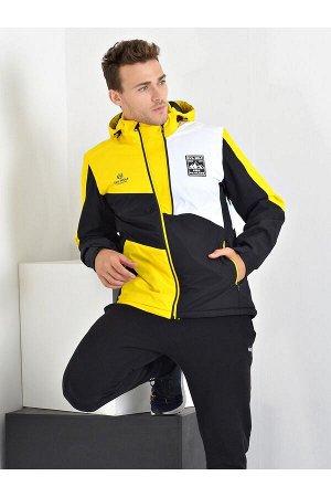 Мужская куртка Evil Wolf 9907 (SINT) Желтый