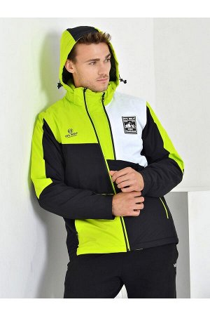 Мужская куртка Evil Wolf 9907 (SINT) Зеленый