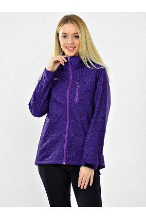 Жeнская парка-виндстоппер Azimuth B 20552_330 Фиолетовый