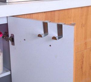 Набор крючков на дверь. Металл