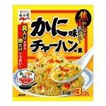 """Приправа NAGATANIEN для жаренного риса """"Shrimp Chahan"""" со вкусом краба 3п х 6,8г, м/п, 20,4 г, 1/80"""