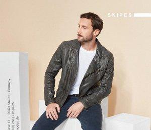 Куртка мужская  SNIPES black grey